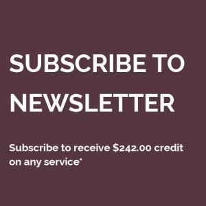 Subscribe to our Newsletter to receive a $242.00 credit on any Business Law service