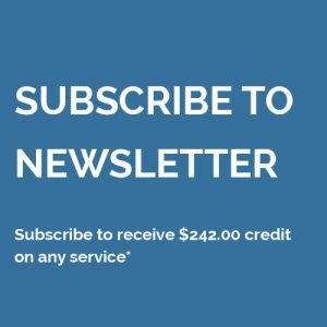 Subscribe to our Newsletter to receive a $242.00 credit on any Employment Law service